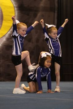youth cheer mounts - Google Search