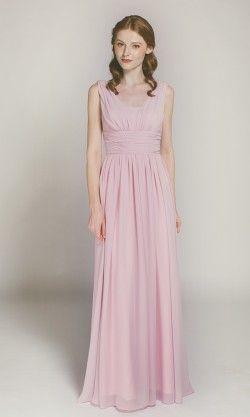 Saman Lace Tea Length Dresses