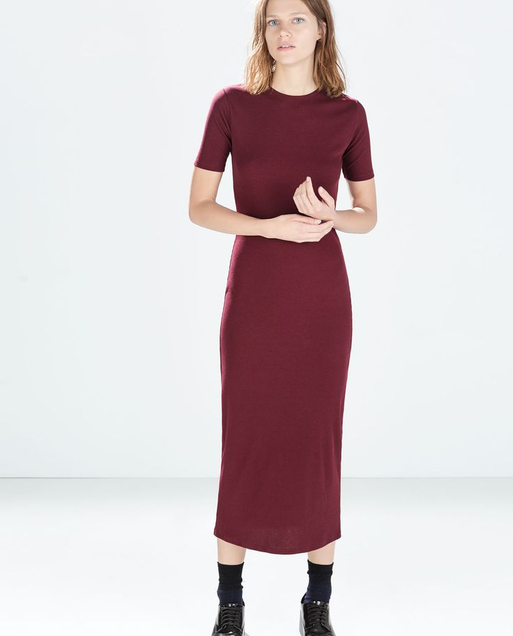 Zara maxi dress zwart