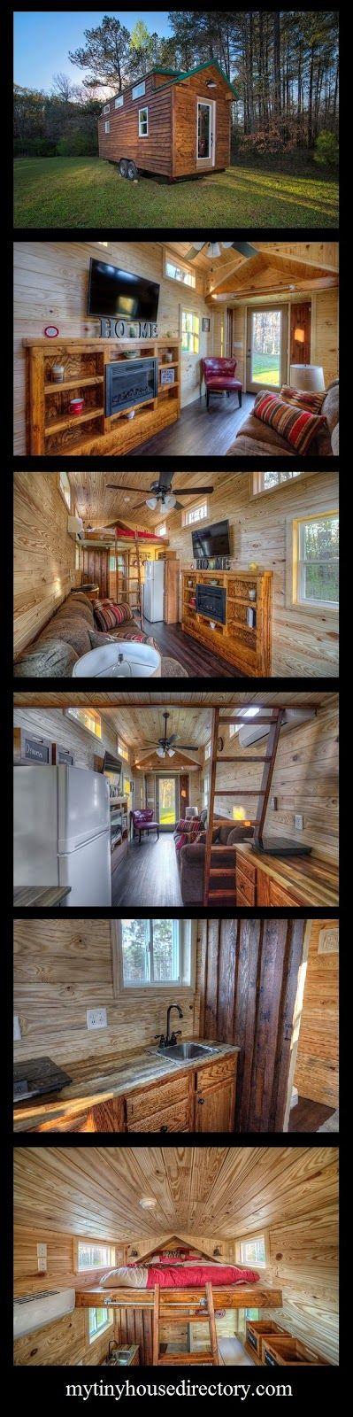 mytinyhousedirectory: The Dreamer Tiny Home