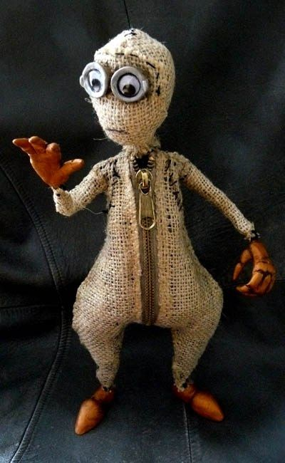 Just what every six-year-old wants for his birthday – a dirty, post-apocalyptic, burlap rag doll that can steal a piece of your soul. And since my sister couldn't find such a doll, I vo…