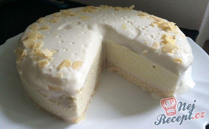 Osvěžující limetkový dort