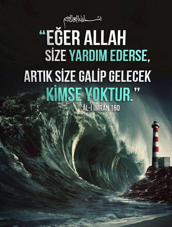 Ali İmran 160