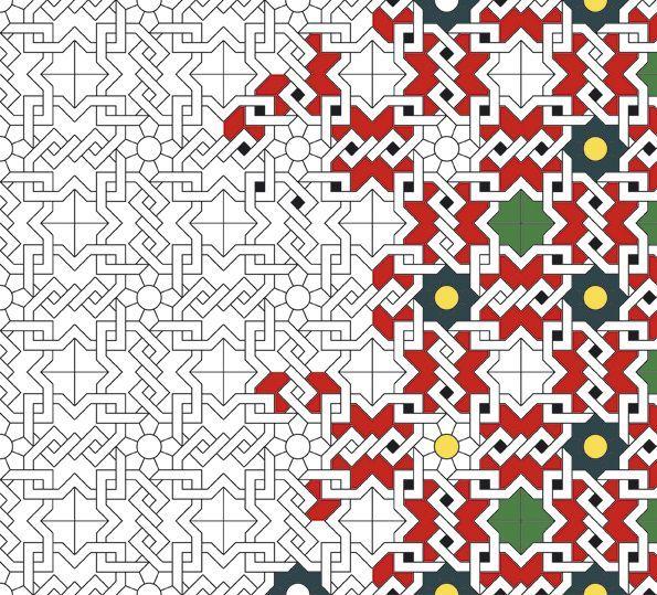 Afbeeldingsresultaat voor islamitische patronen