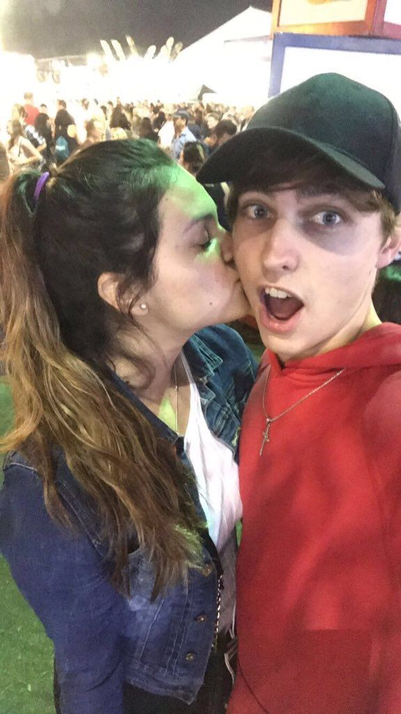 Colby Brock W Fan Via Twitter Colby Brock Sam And