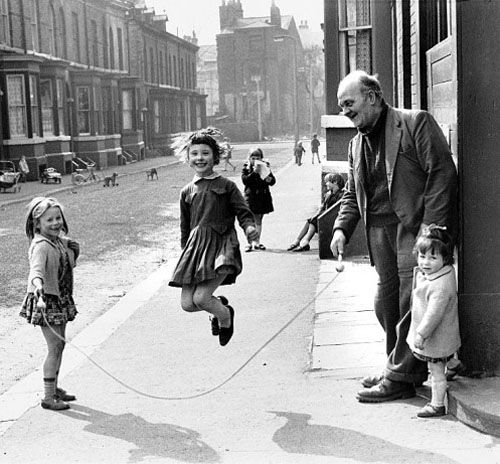 shirley baker. This pic should be sweet but I find the look on his face very unsettling.