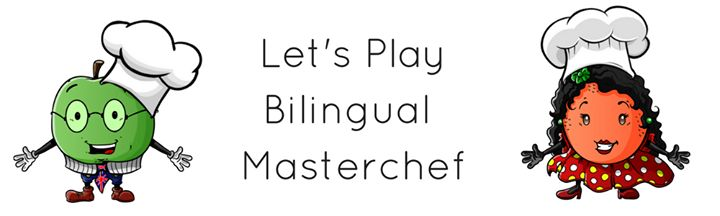 Today we want to share a winning formula to help your children a future bilingual Masterchef shine. They will improve their language skills by feeding their imagination as a contestant on a popular television show such as Junior MasterChef or Great British Bake Off  but with a twist. The icing on the cake is that the show will be conducted in the language they are learning (target language). They could be cooking a paella in Spanish a kartoffelpuffer in German or a creme brulee in French. It…