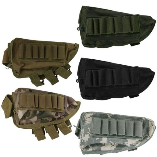 Ammo #pouch cheek pad rest hunting non-slip #adjustable butt rifle #stock paintba,  View more on the LINK: 	http://www.zeppy.io/product/gb/2/152169102201/