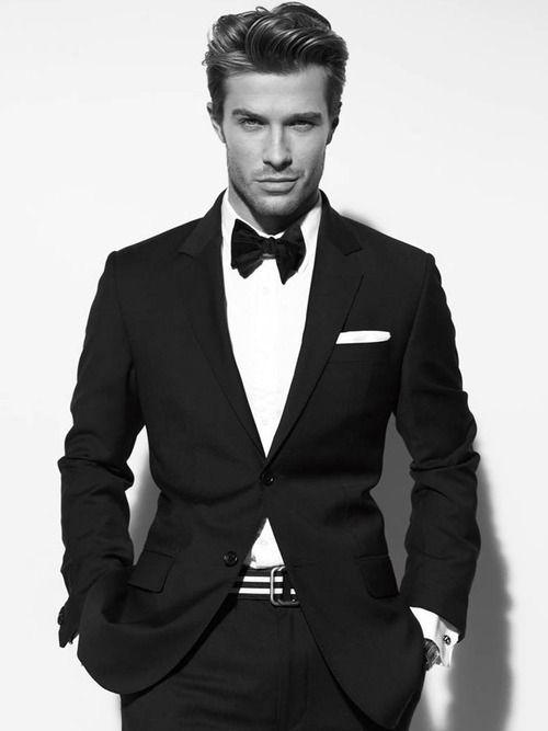 Damn he is good-looking