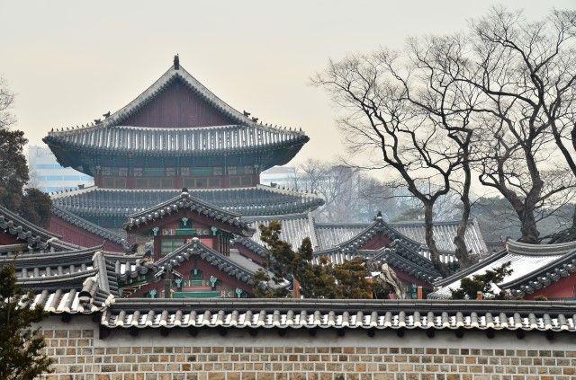 Seoul, South Korea 창덕궁