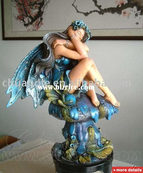 Fairy statues for sale polyresin angel figurine fairy figurines statue figurine fairy - Angels figurines for sale ...