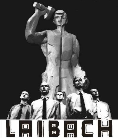 Slovenian avant-garde music group Laibach