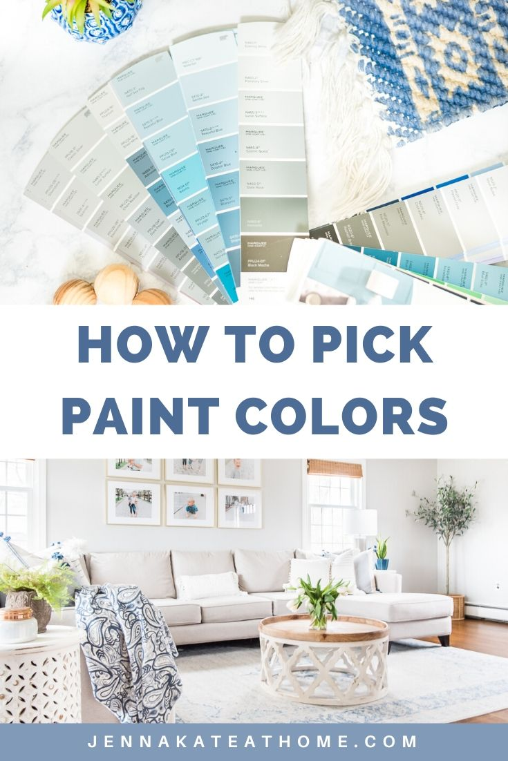 Picking The Right Paint Color For Your Home Doesn T Need To Require A Degree With These Simple Tips Picking Paint Colors Living Room Decor Modern Home Decor