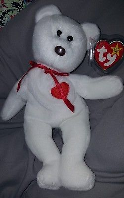 Extremely Rare! 1st  VALENTINO 1993 TY INC Beanie Baby Swing Tag Errors PVC  | Toys & Hobbies, Beanbag Plush, Ty | eBay!