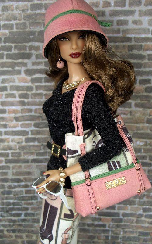 Fashion royalty dolls Natalia Fatale Hot Property