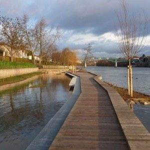Perreux River Banks by BASE