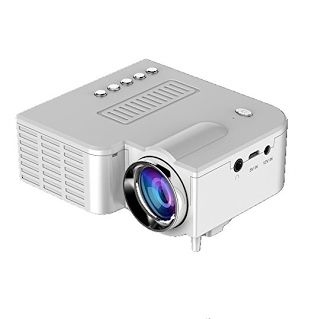 """""""Features & Benefits"""" KATAIMUZI Projectors Mini Projectors HD 1080P Portable Video Projector LED Multimedia Home Theater Movie Projector with USB/SD/AV/HDMI Input for Video/Movie/Game /TVs/PC Laptop/Smartphones"""