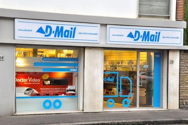 Negozio D-Mail di #Firenze #dmail