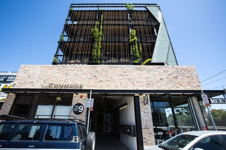 While these sustainability measures on their own are commendable, the community spirit fostered by the building is equally important (Photo: Nick Lavars/Gizmag.com)