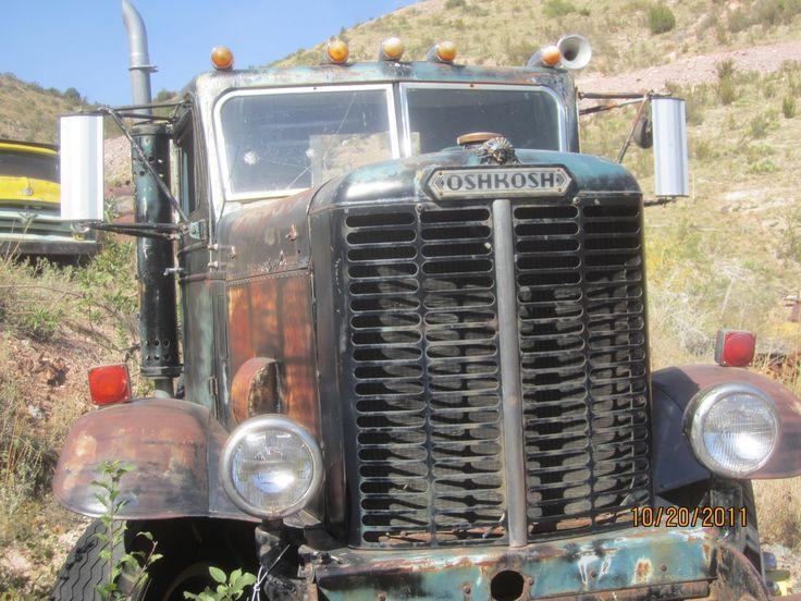 Toys For Trucks Appleton : Old oshkosh trucks pinterest