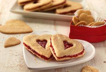 Valentijnshartjes