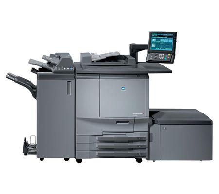 Kolorowy system drukujący #Konica #Minolta bizhub PRO C5501