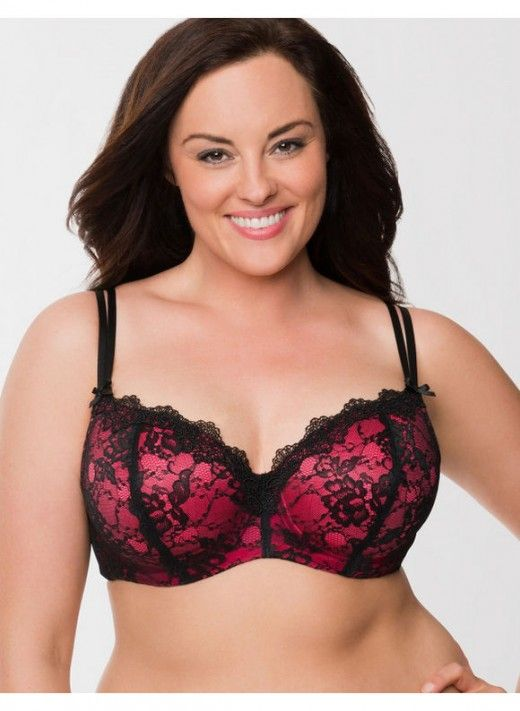 55 best images about Bras on Pinterest | Ruby red, Lace and Satin
