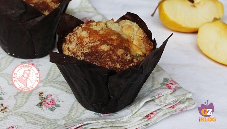 I muffin yogurt mele e cannella sono facili e veloci da preparare, non serve la bilancia e se volete potete con la stessa dose preparare una torta grande.