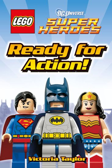 LEGO® DC Universe: Super Heroes - Ready for Action! (Level 1)