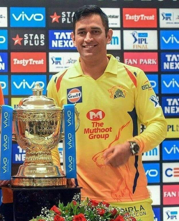 Pin by Quotes on MS Dhoni 7 in 2020 Chennai super kings