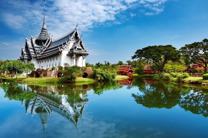 Thailand Beautiful Architecture wallpapers #Thailand