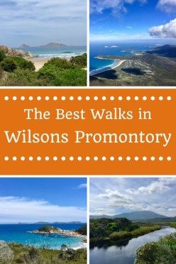 The Best Walking Trails in Wilsons Promontory Victoria