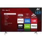 "TCL - 43"" Class (43"" Diag.) - LED - 2160p - Smart - 4K Ultra HD TV Roku TV, Black, 43S405"