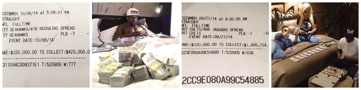 Top Boxer Floyd Mayweather gets lambasted by his fans in Instagram when he displays his winnings, blings and green money. One of his fans commented to donate it to poor people instead.