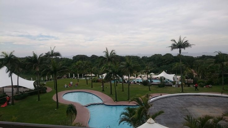 Breakers Resort at day