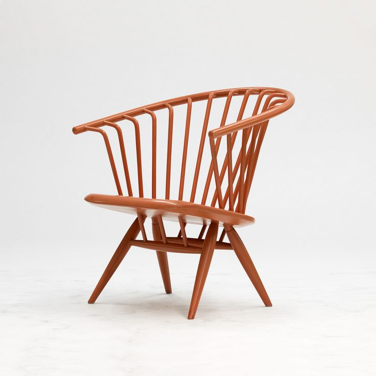 """Crinolette"" chair by Ilmari Tapiovaara – reserved 