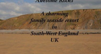 Beautiful Bude! Great Beaches, History and Awesome Rocks: A charming family seaside resort in South-West England UK by Llewelyn Pritchard M.A.