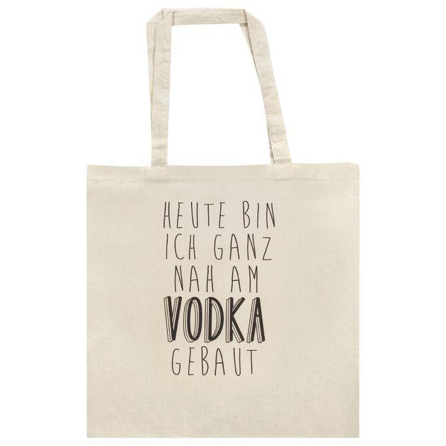 """Jutebeutel """"Vodka"""""""