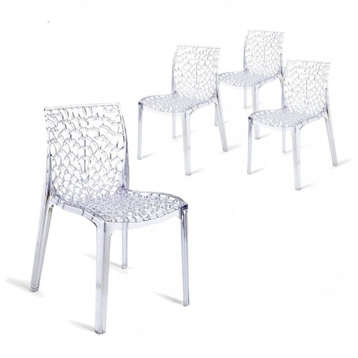 25 best ideas about chaise polycarbonate on pinterest for Chaises transparentes ikea