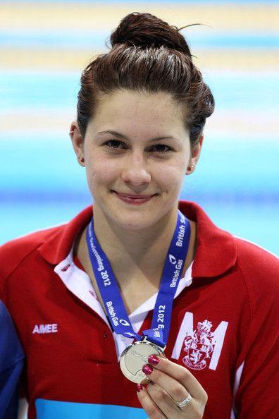 Aimee Willmott - Swimming.