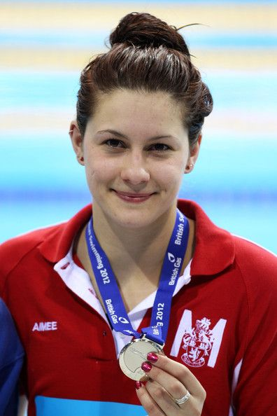 Aimee Willmott - Swimming.