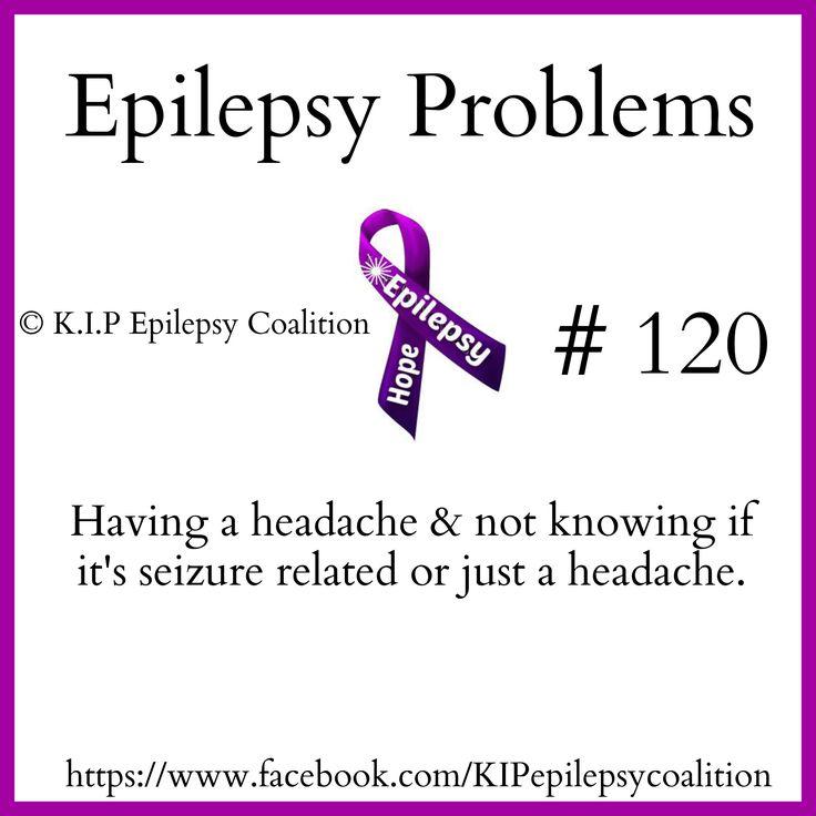EPILEPSY Awareness! #CURE4#EPILEPSY!