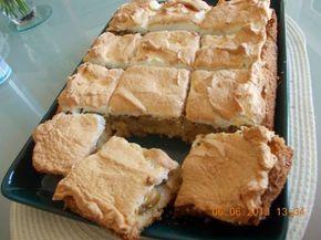 Heerlijke frisse taart die in een mum van tijd is gebakken. Je kunt hier zowel verse kruisbessen als kruisbessen uit een pot voor gebruiken. (Ik heb deze keer...