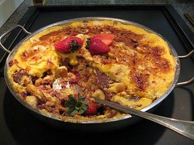 Breakfast Lasagna - The Crystal Palace, Magic Kingdom ...