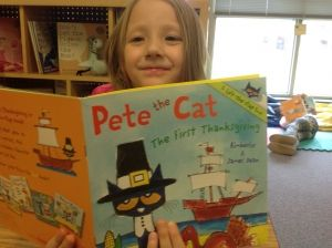 Fun activities for  Pete the Cat: The First Thanksgiving.