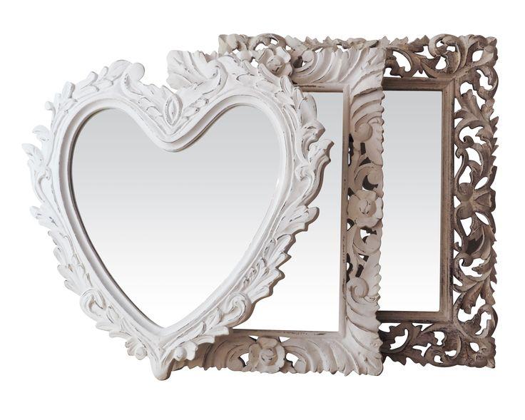 Pallavini mirrors