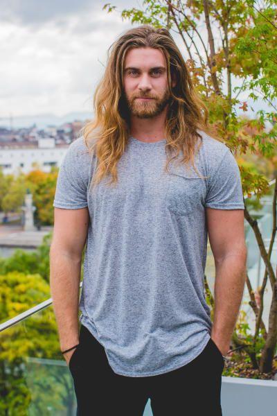 20 Minuten Online Bildstrecke - Instagram-Star Brock O'Hurn bei 20 Minuten