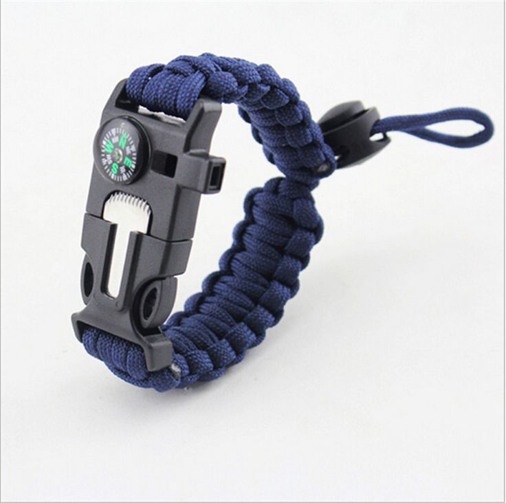 Find More Chain & Link Bracelets Information about Camping Survival EDC Gear Product Umbrella Rope Bracelet with Whistle Adjustable Steel Buckle Quick Release Safety Lifeline MX41,High Quality bracelet extender,China bracelet camera Suppliers, Cheap bracelet punk from Yiwu zenper accessories crafts co.,ltd  on Aliexpress.com