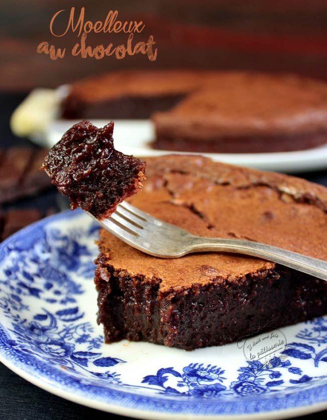 Le moelleux au chocolat | gâteau au chocolat, dessert, pâtisserie, tentation. Plus de nouveautés sur http://www.bocadolobo.com/en/inspiration-and-ideas/