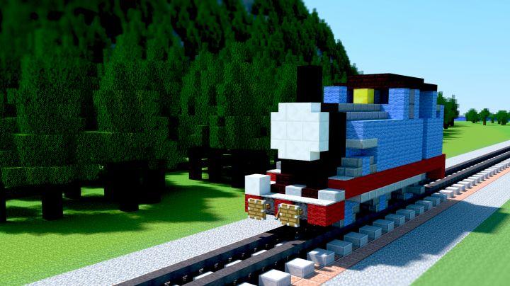 Thomas the Dank Engine Minecraft Project